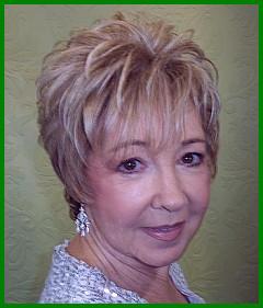 Hair Stylist Karen Raciti client picture