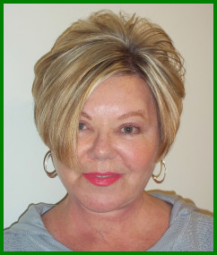 Hair Salon client photo short style