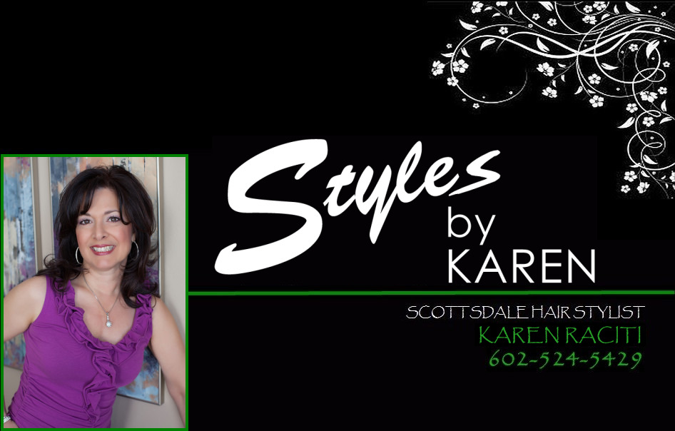 Scottsdale Hair Stylist Karen Raciti | Hair Salon